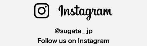 Instagram @sugata_jp