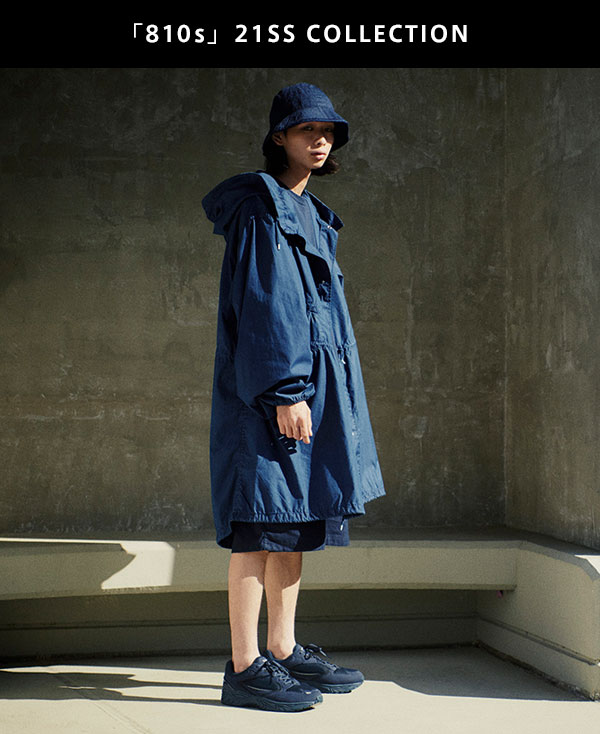 「810s」21SS COLLECTION