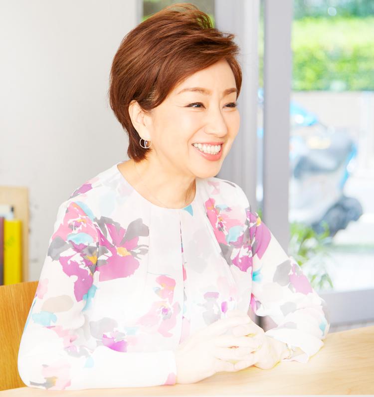 三雲孝江さんスペシャルインタビュー 自然体で人生を楽しめるのは ...